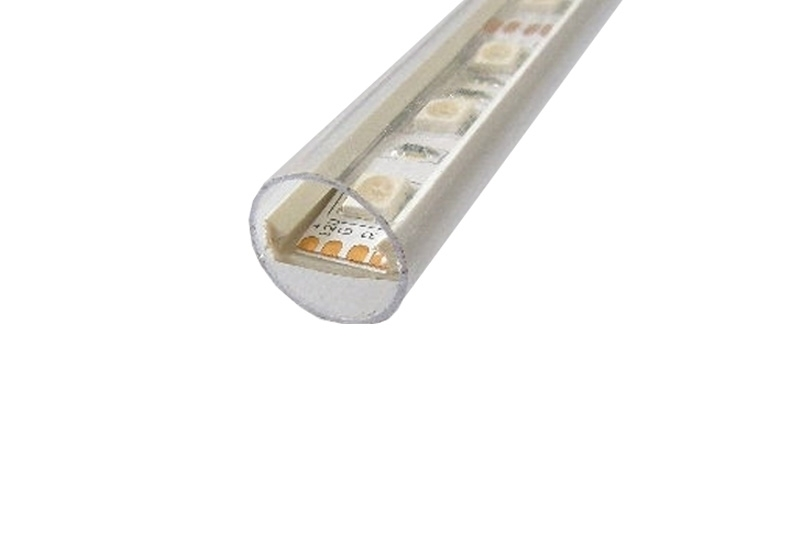 Kanał do rury LED PCV 2m 16/20mm