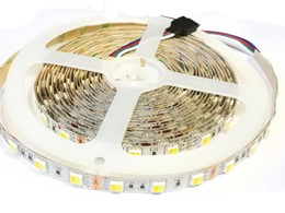 TAŚMA LED 12V | 5050 | 300LED | 5M | IP20 | WW+CW